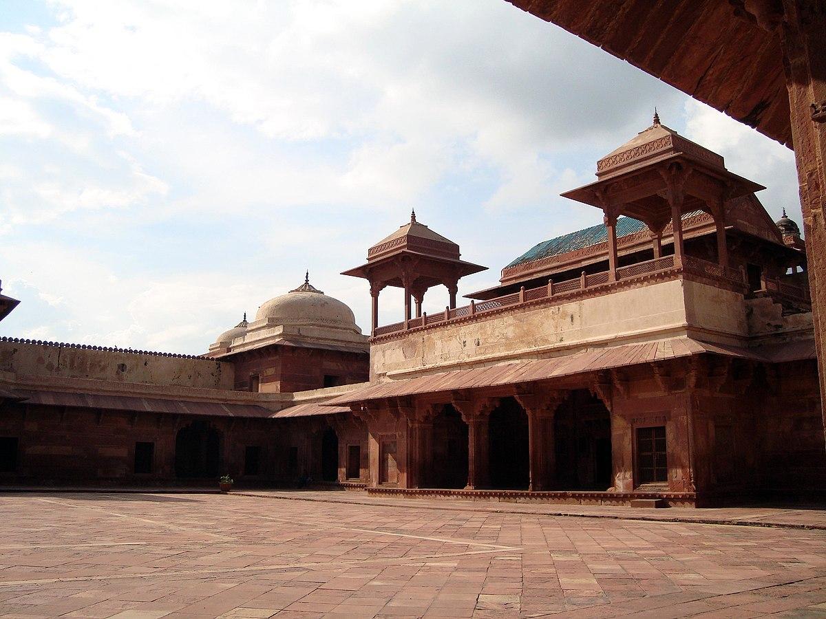 Jodha Bai's Palace-Fatehpur Sikri