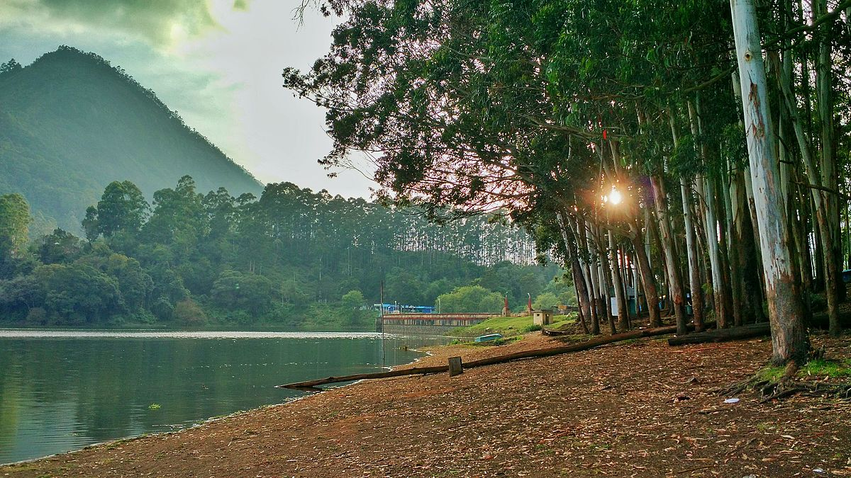 Kundala Lake-Tourist Place In Kerala