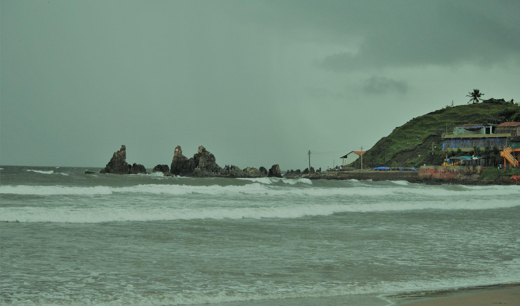 Manapad Beach