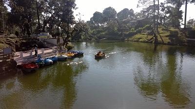 Bhulla Tal or Bhulla Lake